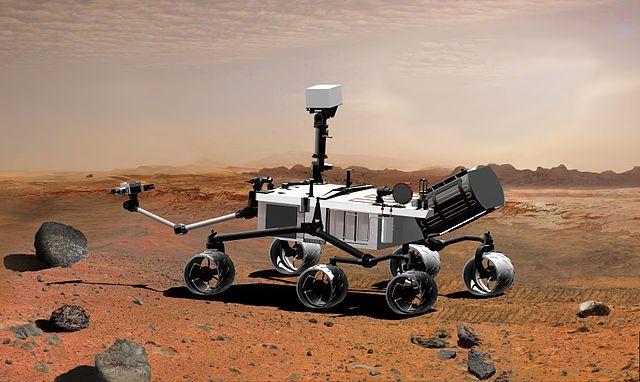 Er is toch water op Mars