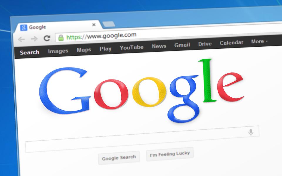 Hoe werkt #Google?